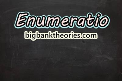 Definition and Examples of Enumeratio