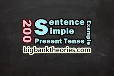 Contoh Kalimat Simple Present Tense Dalam Bentuk Verbal Dan Nominal