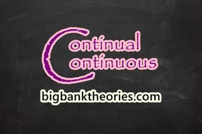 Beda Continual Dan Continuous Beserta Contoh Penggunaannya