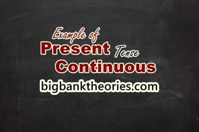 100 Contoh Kalimat Present Continuous Tense Terbaru Lengkap