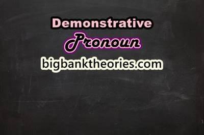 Demonstrative Pronoun Dalam Bahasa Inggris Beserta Contohnya