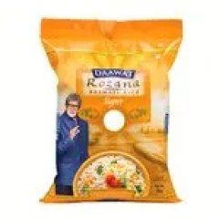 Bigbasket- Buy Daawat Rozana Basmati Rice 5kg & Get 1 Coca Cola 600ml Free