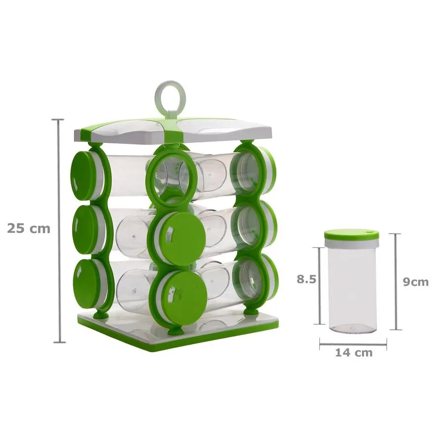 triones spice rack 12 in 1 1 pc