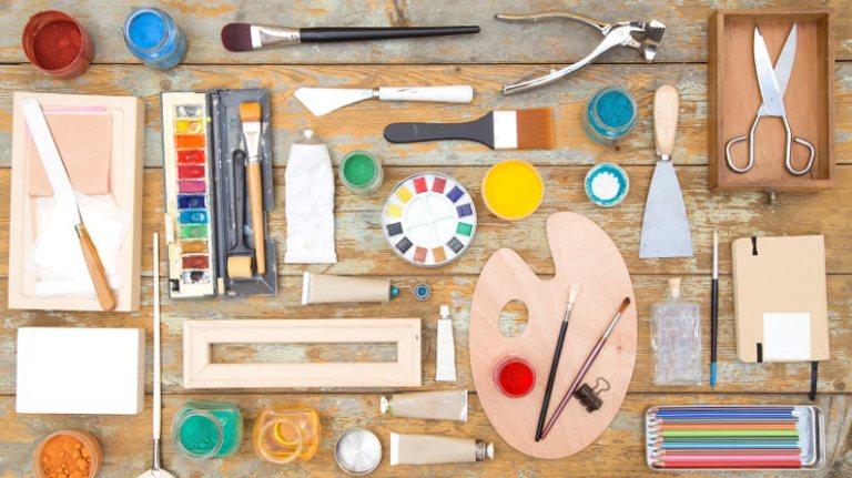 Artists Tools