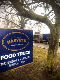 Harvey's Catering (copyright Harvey's Catering)