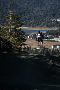 mountain biking in big bear