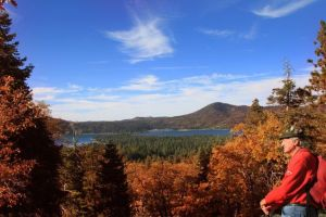 Big Bear Lake Autumn