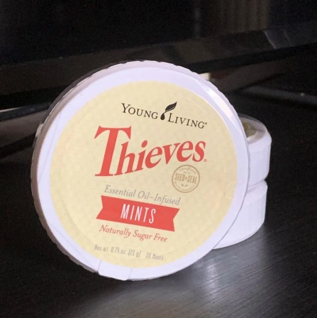 Young Living's Thieves Mints ($50 Value)