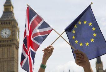Balsavę išstoti iš ES, britai dabar pozityviau vertina Sąjungą