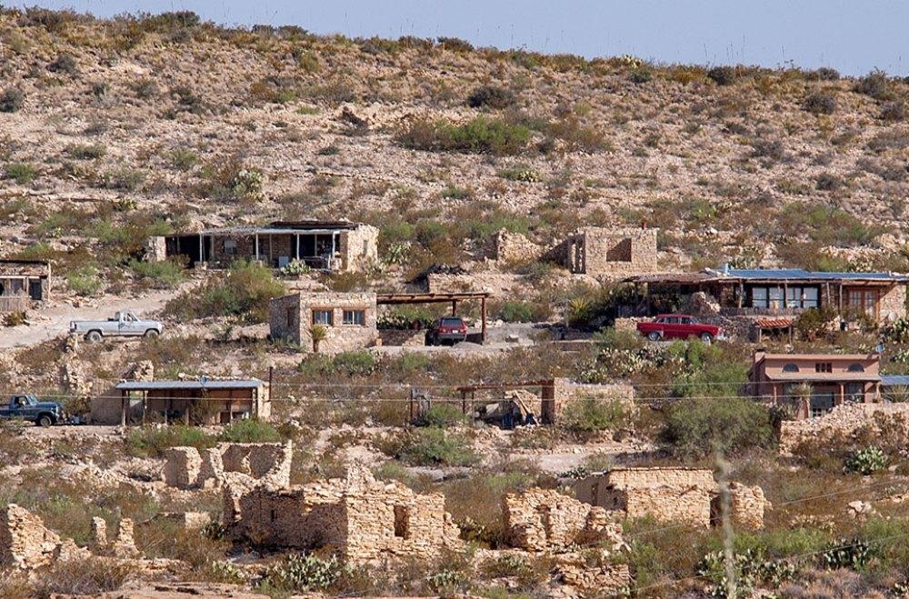 Hasil gambar untuk terlingua texas ghost town