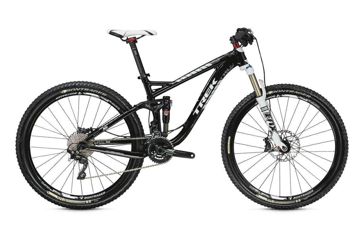 Test Vtt Trek Fuel Ex 8 27 5 Velo Trail Bike