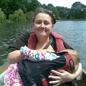 Breastfeeding in a Boat