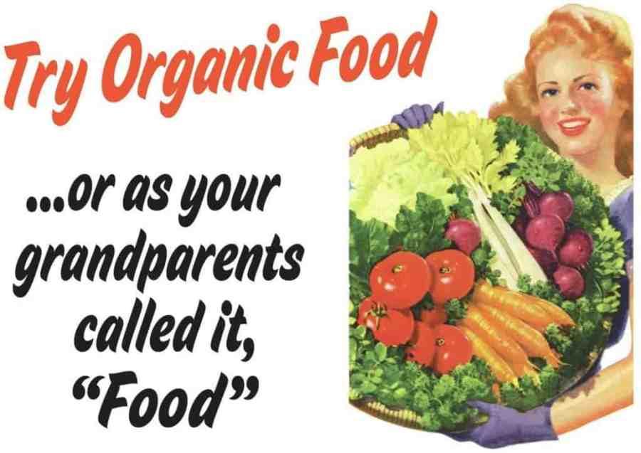 prueba comida orgánica