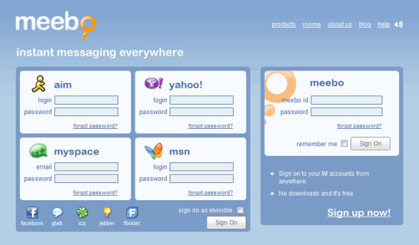 meebo-sign-in