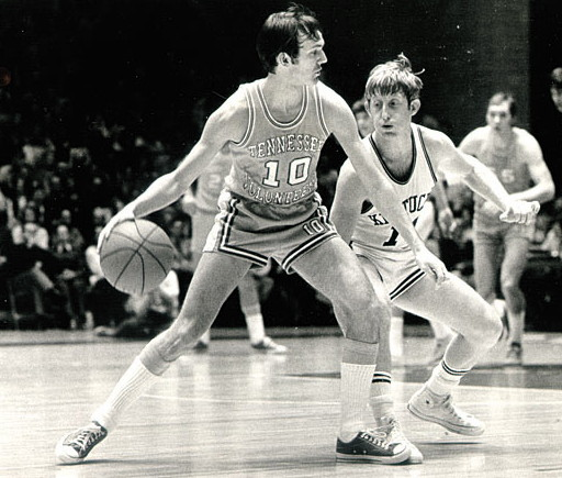 Tennessee At Kentucky February 16 1974
