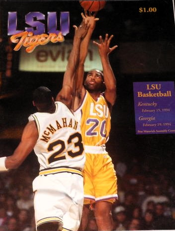 Kentucky At Louisiana State February 15 1994