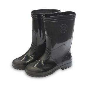 รองเท้าบู๊ทA555สีดำ