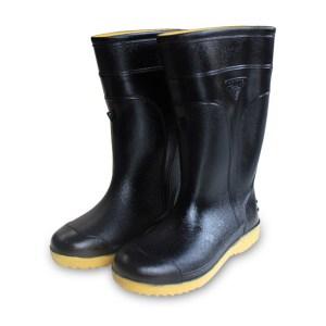 รองเท้าบู๊ท 111B สูง 12 นิ้ว สีดำ