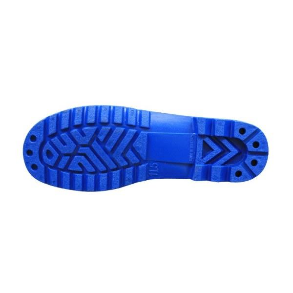 รองเท้าบู๊ทสั้น A5550 สีน้ำเงิน2