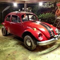 1974 Super Beetle Baja Summer Update