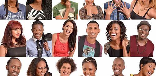 Big Brother Mzansi 2014 (Season 3) Housemates Pictures