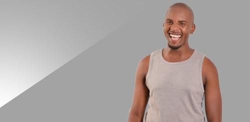 Mandla Hlatshwayo, Big Brother Mzansi 2014 (Season 3) Housemate
