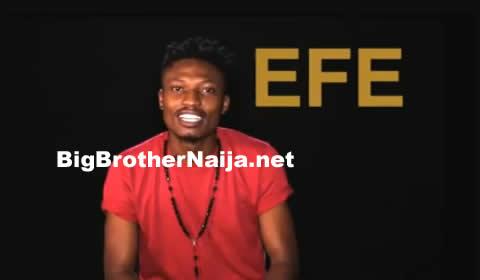 Efe Michael Ejeba's Biography On Big Brother Naija Season 2