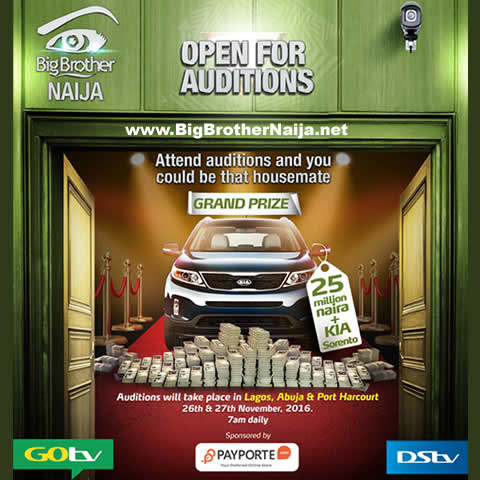 Become A Big Brother Naija Housemate And Win The Grand Prize