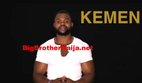 Kemen Ekemini Ekerette's Biography On Big Brother Naija Season 2