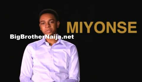 Miyonse Amosu's Biography On Big Brother Naija Season 2