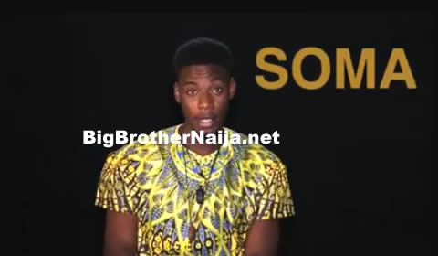 Somadina Anyama's Biography On Big Brother Naija Season 2