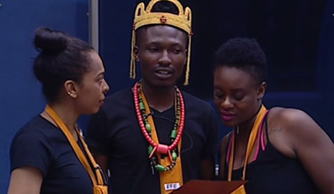 Efe Overthrows CocoIce Overthrown From Head Of House Throne