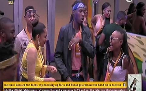 Big Brother Naija 2017 Week 1 Saturday Night Party