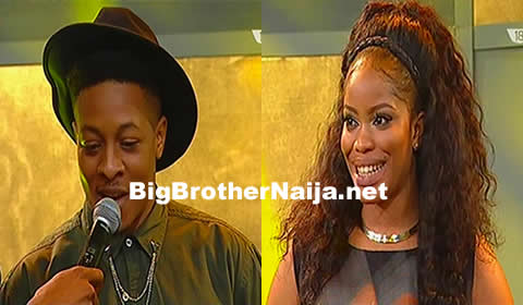 Big Brother Brings In Two New Fake Housemates Jon Oga And Ese Eriata