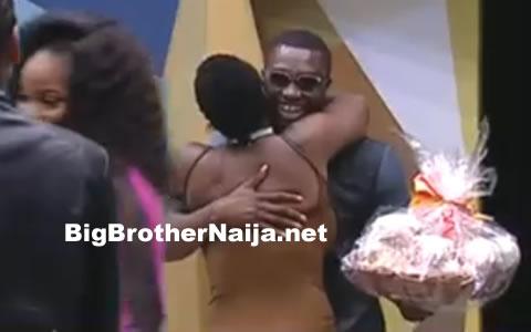 Day 23, Mr Nigeria Emmanuel Ikubese Visits Big Brother Naija 2017 Housemates
