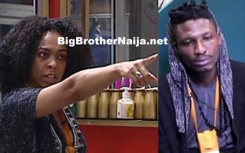 TBoss Attacks Efe For Calling Her Stupid
