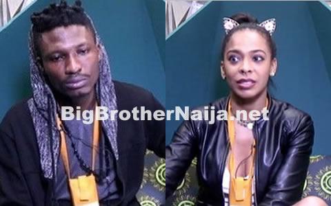 Big Brother Naija 2017, Efe Nominates TBoss Every Week