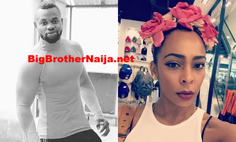 Kemen Tells Big Brother That He Madly Loves TBoss