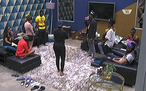 Big Brother Naija 2017 Week 3 Nomination Results