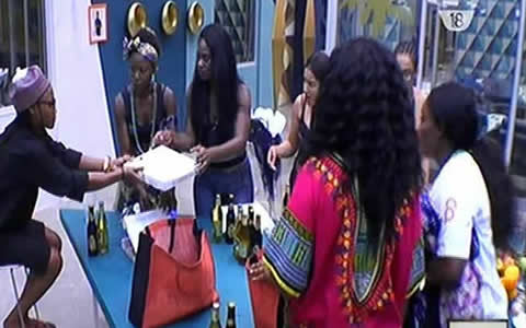 Big Brother Naija 2017 Day 25, Housemates Win 100% Wager