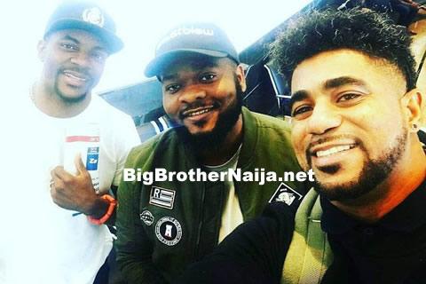 Evicted Big Brother Naija 2017 Housemate ThinTallTony Arrives In Lagos