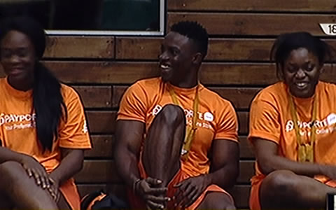 Bassey Wins Big Brother Naija 2017 Week 6 PayPorte Friday Night Arena Games