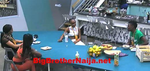 Big Brother Naija Season 2017 Finalists