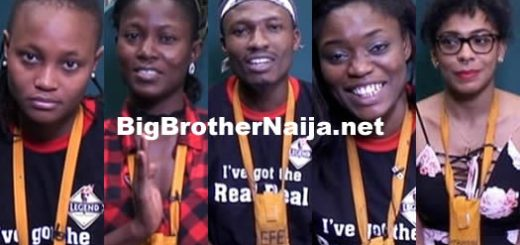 Big Brother Naija 2017 finalists
