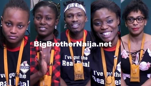 Big Brother Naija 2017 finalists