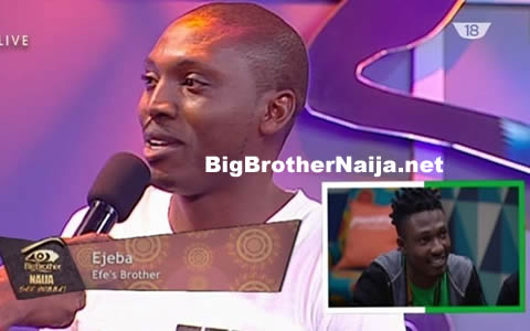 Top 5 Housemates' Relatives And Friends Hosted On The Big Brother Naija 2017 Live Stage