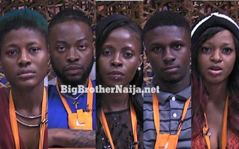 Big Brother Naija 2018 Week 3 Nominations Results