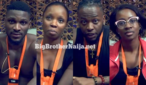 Big Brother Naija 2018 Week 5 Nominations Results