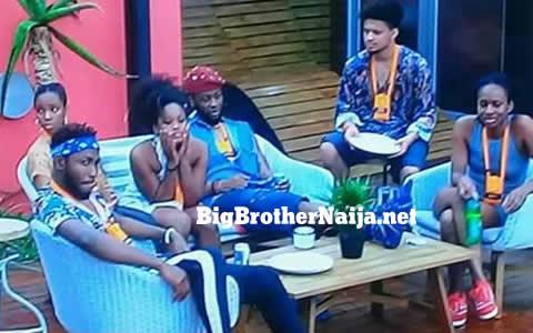 Big Brother Naija 2018 Heritage Bank Challenge losers
