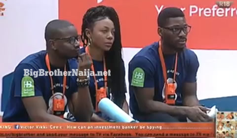Big Brother Naija 2018 Heritage Bank Challenge